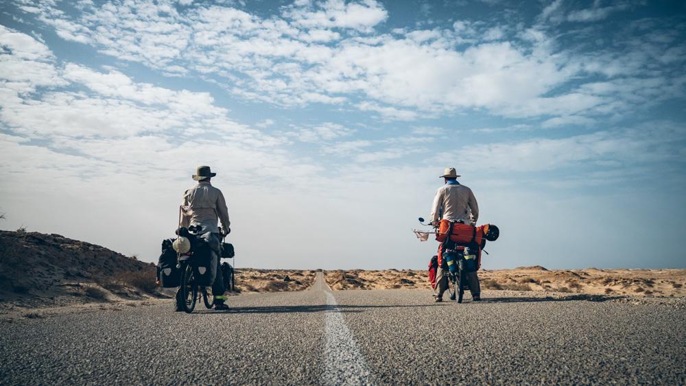 Tour du Monde à vélo
