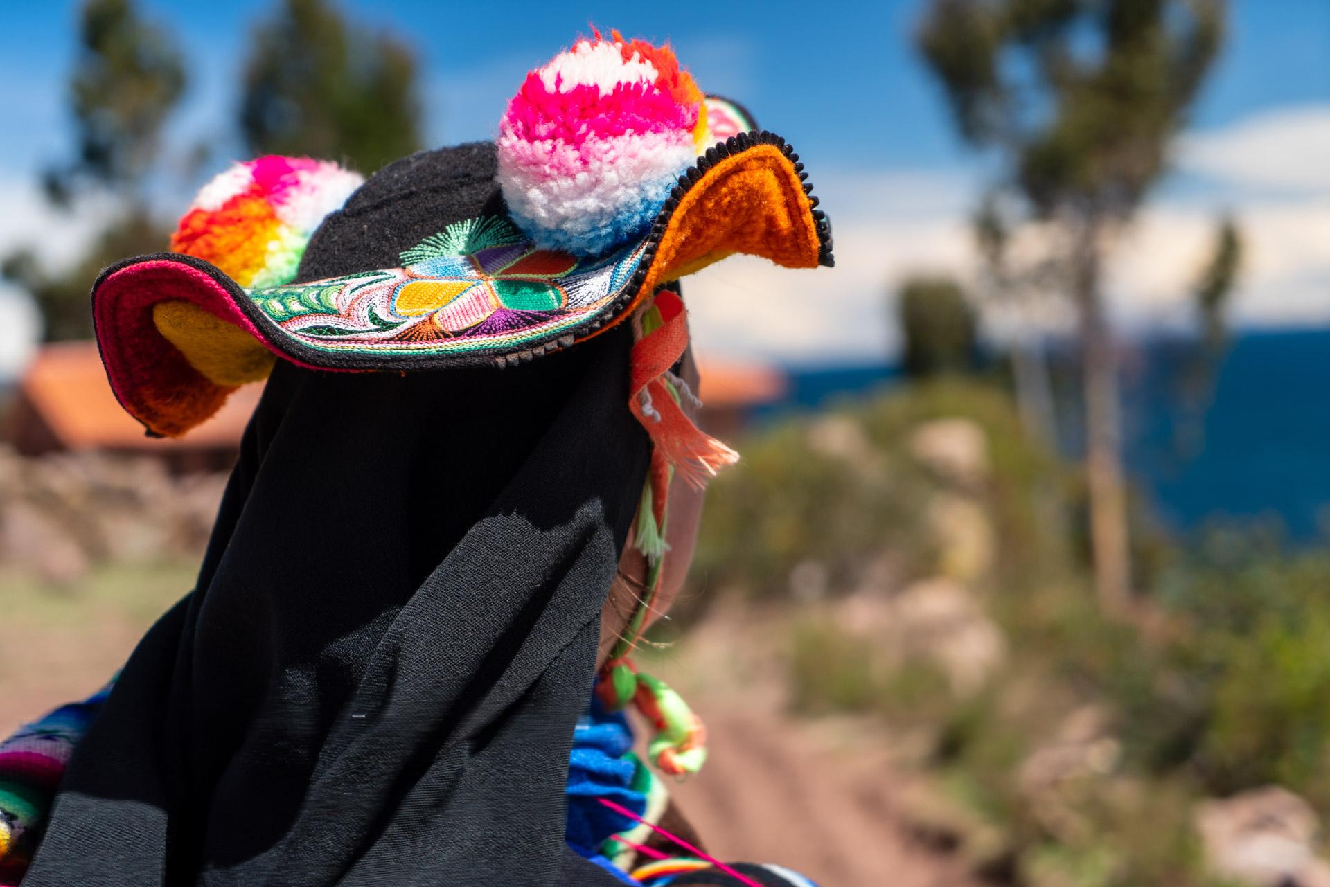 Chapeau péruvien